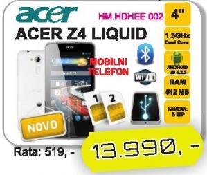 Mobilni Telefon Z4 Liquid