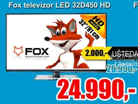 """Televizor LED 32"""" 32d450"""
