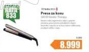 Presa za kosu S8590 Keratin Therapy