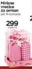 Mirisna vrećica za ormar