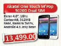 Mobilni telefon One Touch M Pop 5020d Dual Sim