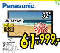LED TV - TX L32E5E