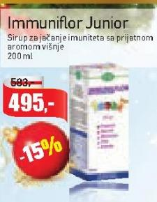 Sirup Immuniflor Junior
