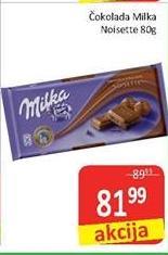 Čokolada noisette