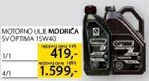 Motorno ulje Modriča Sw Optima 15w40 4l