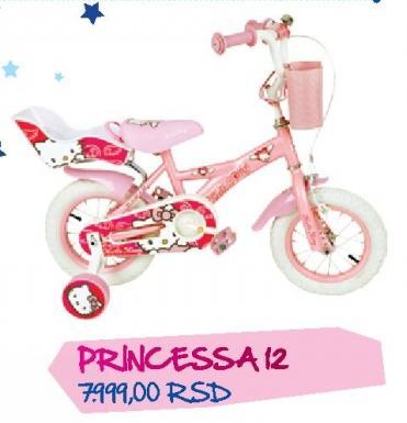 Dečije biciklo Princessa 12