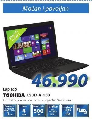 Laptop Satellite C50d-A-133