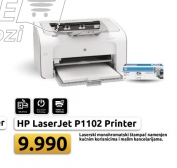 Laserjet Pro P1102 printer (CE651A)