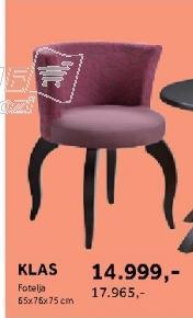 Fotelja Klas
