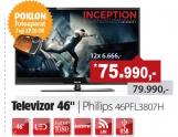 """Televizor TV 46"""" LED Smart 46PFL3807H"""