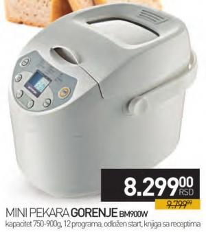 Mini Pekara BM900W