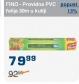 Providna PVC folija, FINO