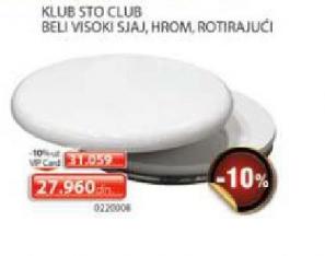 Klub sto Club