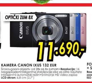 Digitalni fotoaparat IXUS 132