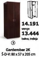 Garderober 2k