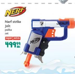 Igračka  nerf strike