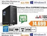 Desktop Računar Altos SUPRIMO Eclipse