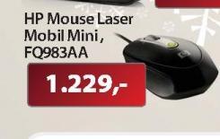 Lasreski miš Mobil mini