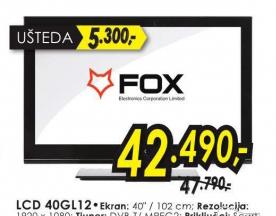 Televizor LCD 40GL12
