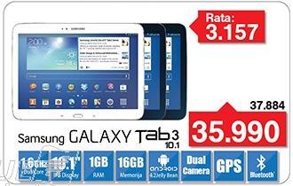 Tablet Galaxy Tab 3 10.1