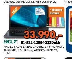 Laptop E1 522 12504G32DNKK