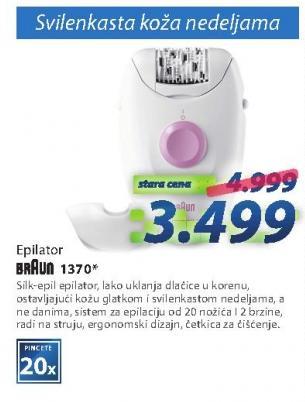 Epilator 1370