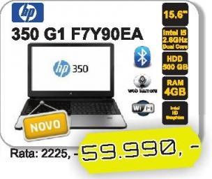 Laptop 350 G1 F7Y90EA
