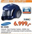 Usisivač SC-4320
