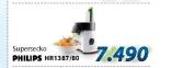Supersecko blender HR 1387/80