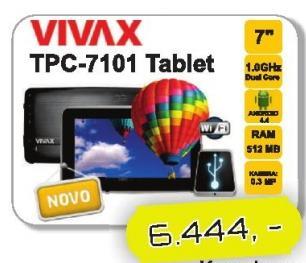 Tablet Tpc-7101