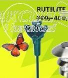 Solarna lampa rutilite