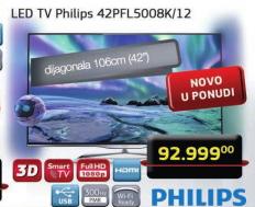 Televizor 3D LED 42PFL5008K 12