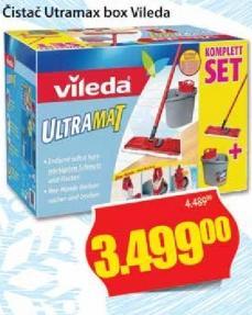 Čistač Ultramax box