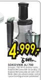 sokovnik AJ 700