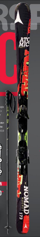 Štapovi za skijanje Atomic Vantage Green