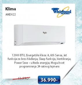 Klima Uređaj Amd 022