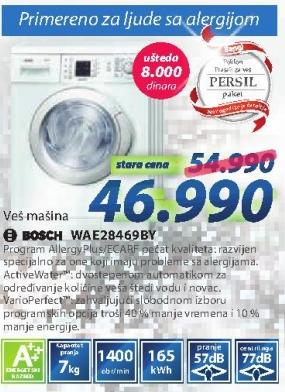 Veš Mašina Wae 28469BY