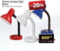 Stona lampa Basic