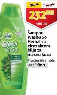Šampon za kosu herbal