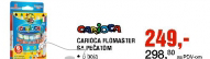 Floamster sa pečatom Carioca