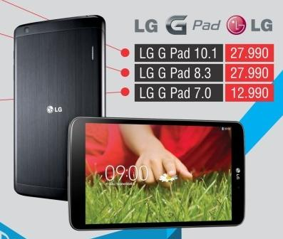 Tablet G Pad 7.0