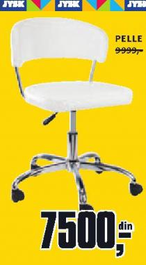 Kancelarijska stolica Pelle