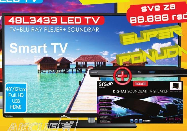 Televizor LED 48