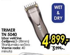 Trimer Tn 5040