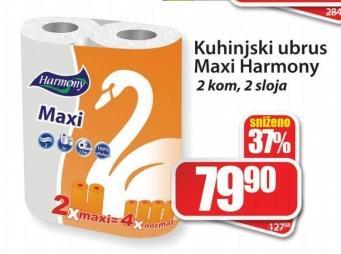 Papirni ubrus 2sl Maxi