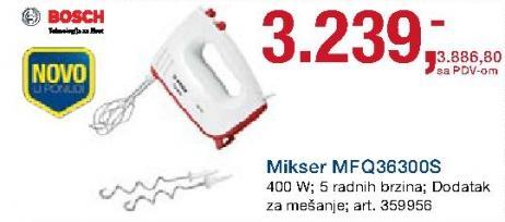 Mikser Mfq3630s