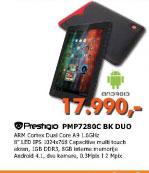 Tablet PMP7280C BK DUO