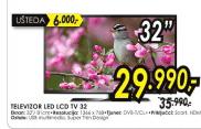 LED LCD TV 32
