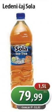 Ledeni čaj Sola
