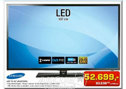 Televizor LED LCD UE-42F5000